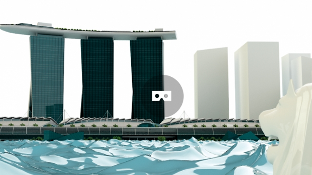 סינגפור. מציאות מדומה לקראת אסון