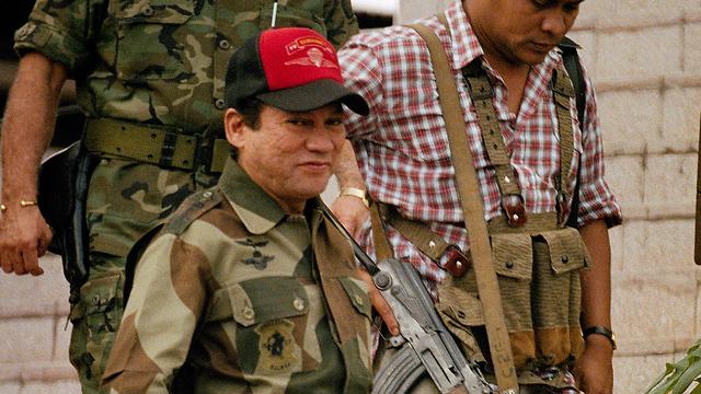 Manuel Noriega (Photo: AP)