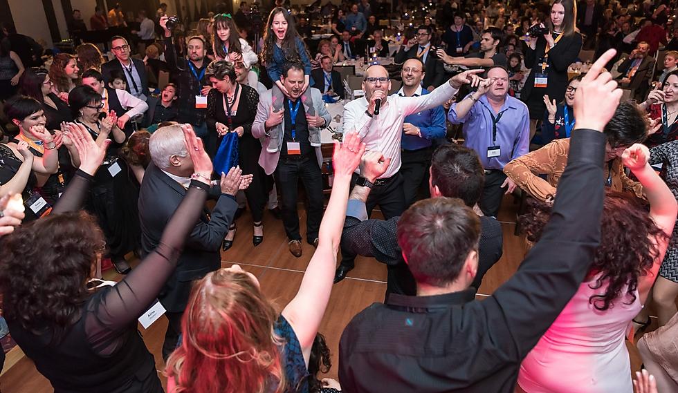FSU conference (Photo: Leora Kogan)