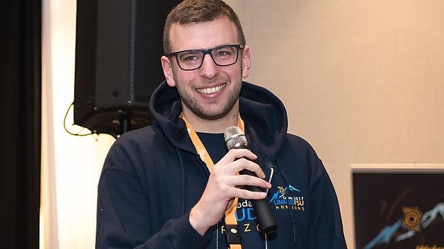 Boris Varshavsky (Photo: Leora Kogan)