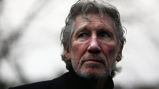 Roger Waters. 'A devout and radical anti-Semite'  (Photo: Getty Images)