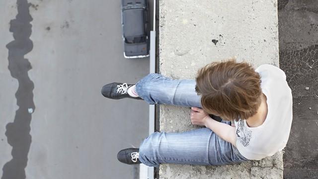 32% מבני המשפחות השכולות מצויים בסיכון להתאבדות (צילום: shutterstock) (צילום: shutterstock)