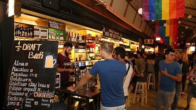 השוק הגאה של תל אביב (צילומים: burghard mannhofer) (צילום: burghard mannhöfer)