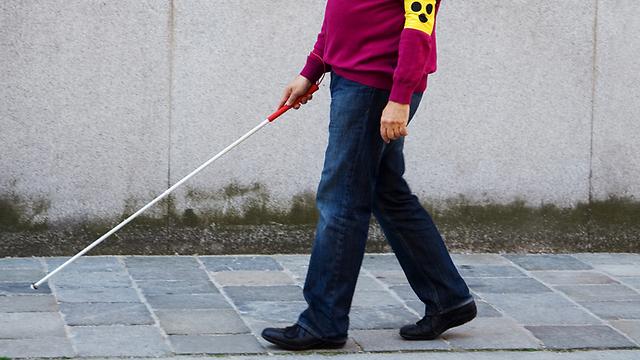 שיעור התעסוקה של אנשים עם עיוורון ובעלי לקות קשה בראייה הוא הנמוך ביותר בקרב אנשים בעלי מוגבלויות.  (צילום: Shutterstck) (צילום: Shutterstck)