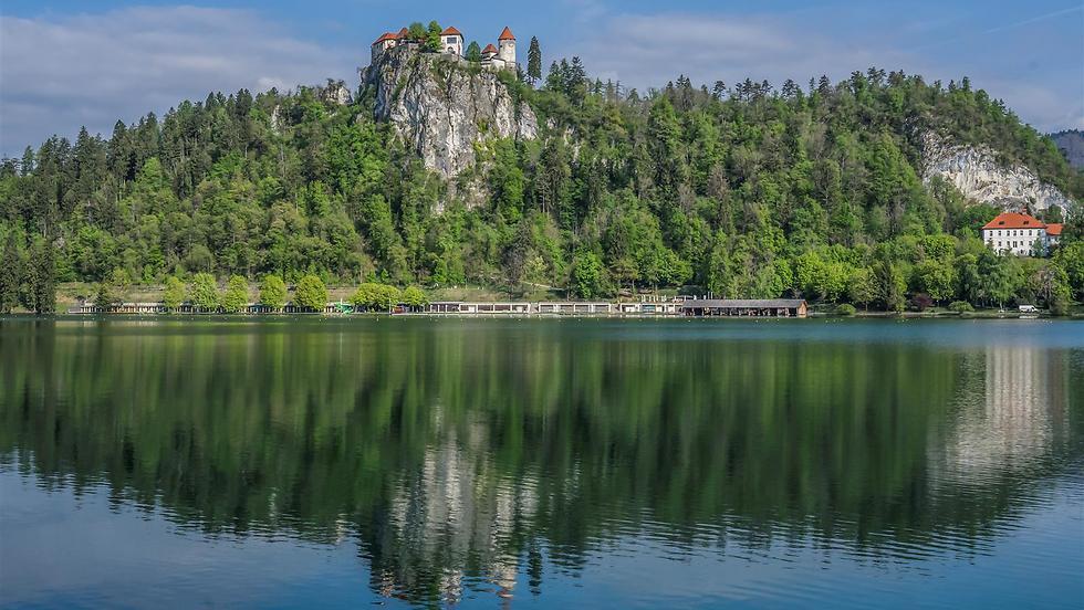 אגם בלד, סלובניה (צילום: איתמר קוטלר)