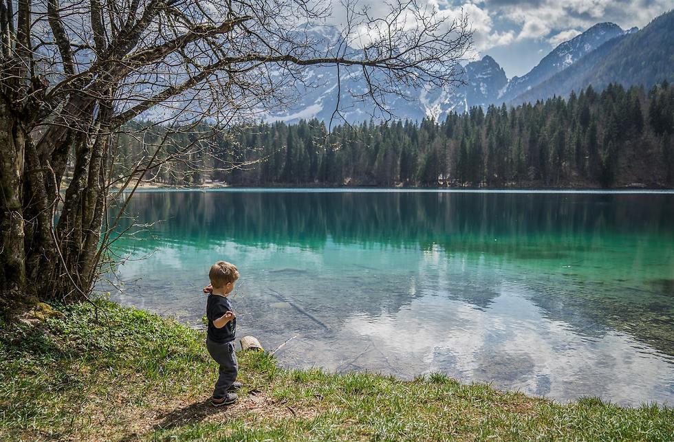 2 מדינות לכולם: טיול בקרואטיה וסלובניה עם המשפחה (צילום: איתמר קוטלר)