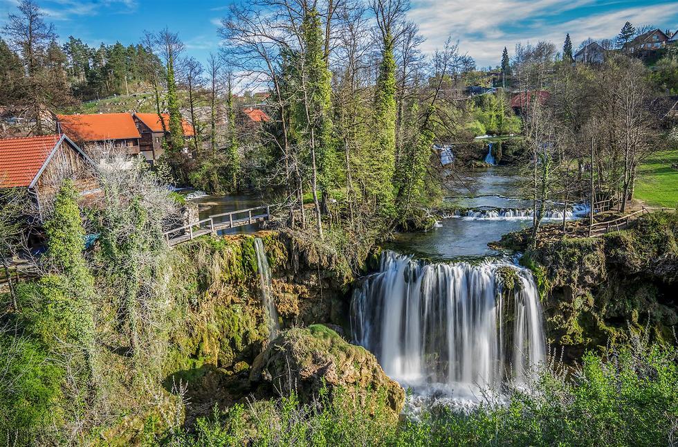 הכפר רסטוקה, קרואטיה (צילום: איתמר קוטלר)