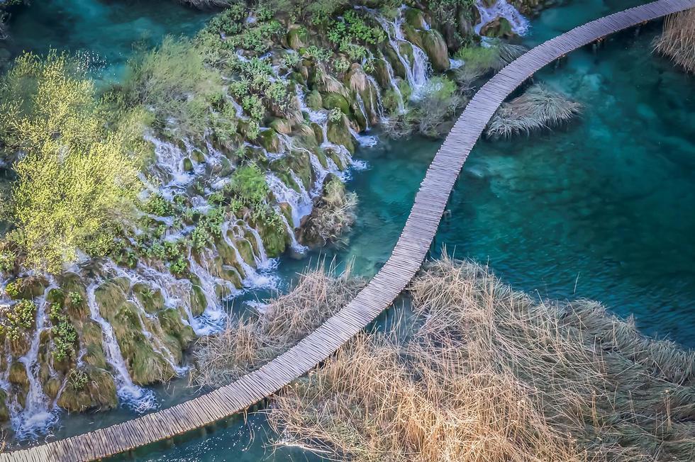 ועכשיו ממבט על: שמורת פליטביצה (צילום: איתמר קוטלר)