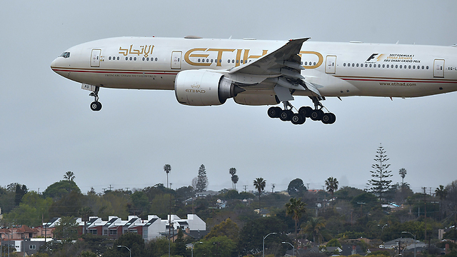 Etihad Airways (Photo: AFP)