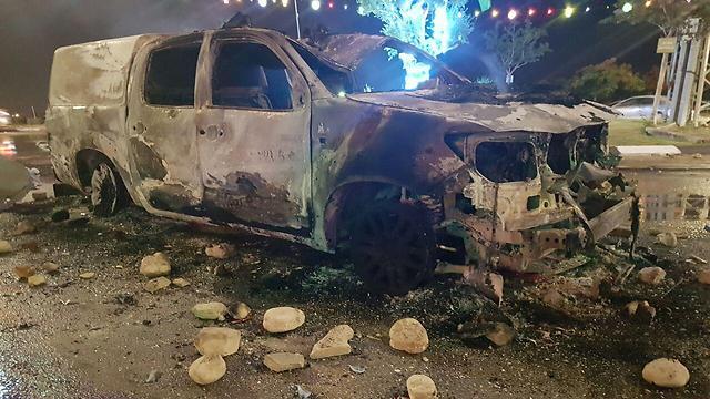 מהומות בכפר קאסם הלילה  ()