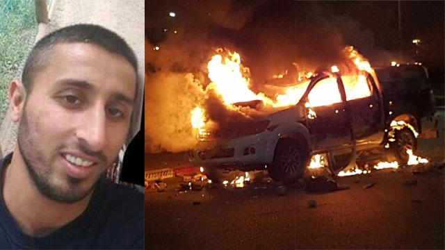 ההרוג: מוחמד טהא, בן 27 ()