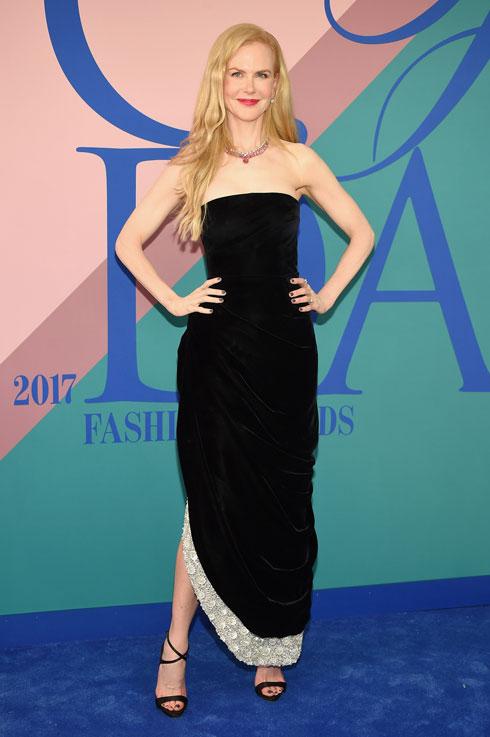 ומה חשבנו על השמלה של ניקול קידמן? לחצו על התמונה לכתבה המלאה (צילום: Gettyimages)