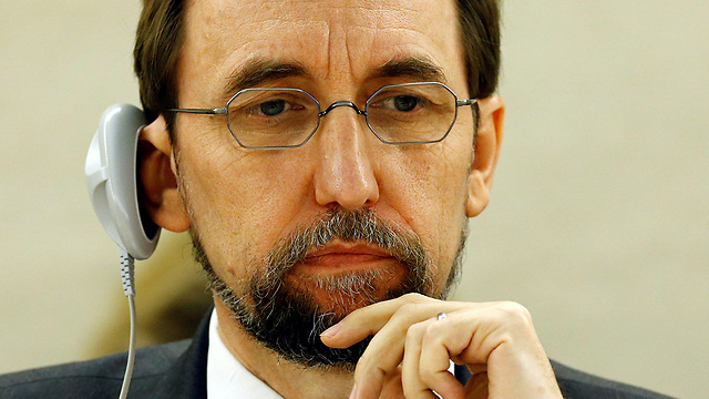Zeid Ra'ad al-Hussein (Photo: Reuters)