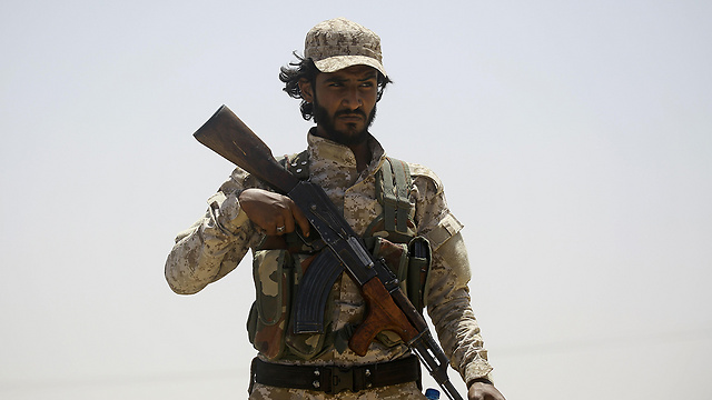 Syrian rebel (Photo: AFP)