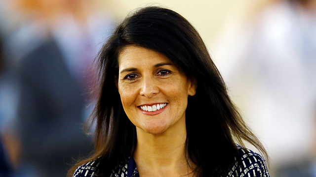US Ambassador to the UN Nikki Haley (Photo: Reuters)