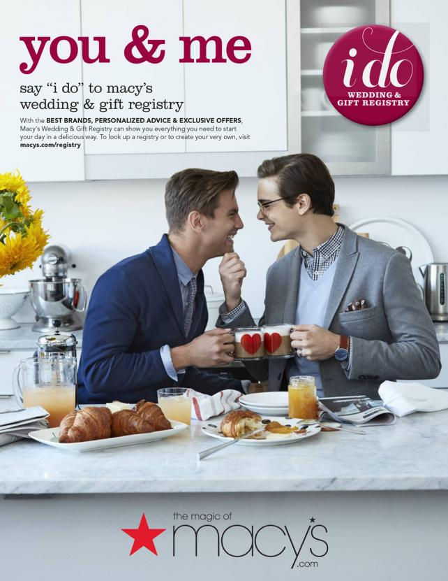 Informed: Fashionably Homosexuality in Fashion Advertising new photo
