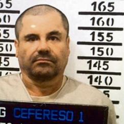 תמונת המעצר של אל צ'אפו