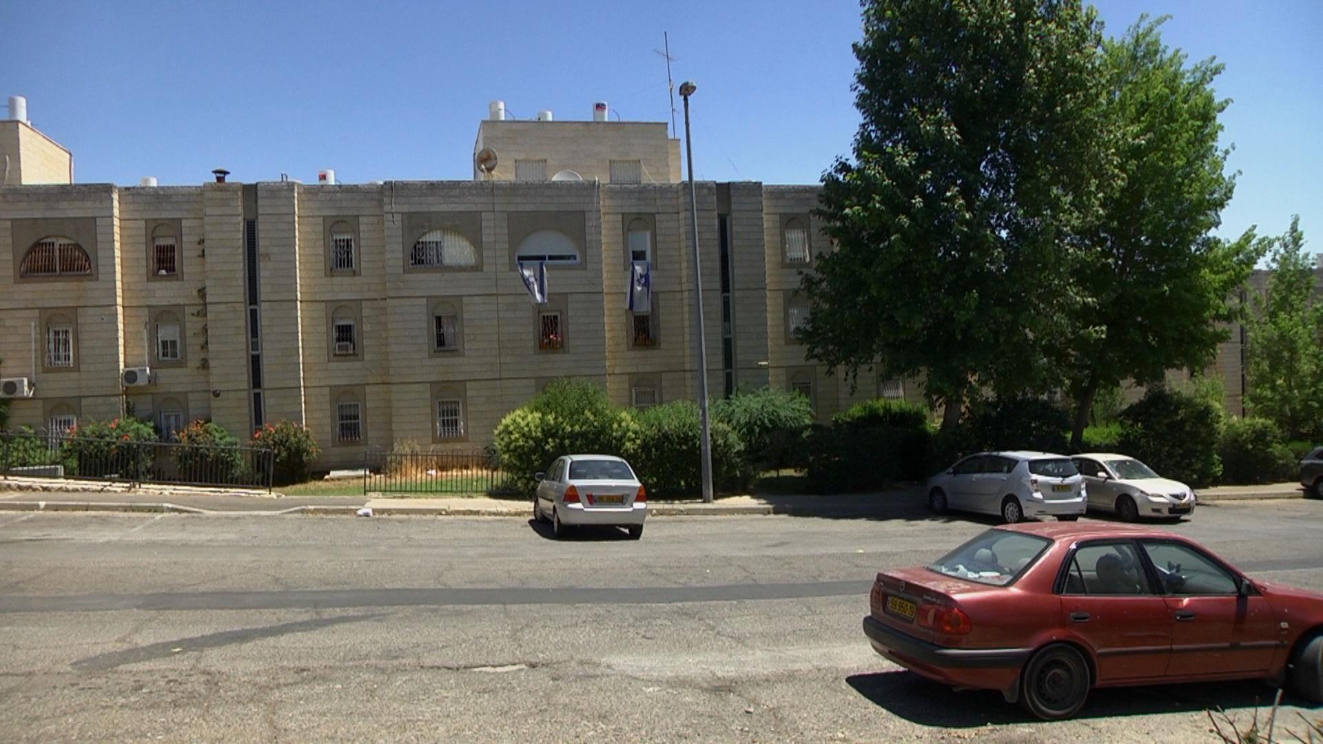 ירושלים. דירת 4 חדרים בכשני מיליון שקל (צילום: אלי מנדלבאום) (צילום: אלי מנדלבאום)