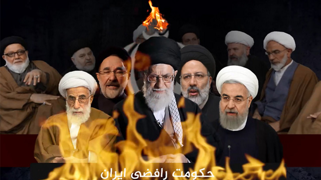 """Burn the land from over their feet"" ISIS threatens Iran"