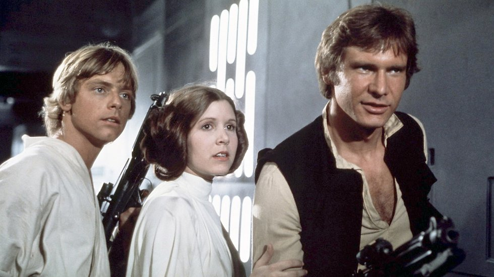 """שינה את כללי המשחק. """"מלחמת הכוכבים: תקווה חדשה"""""""