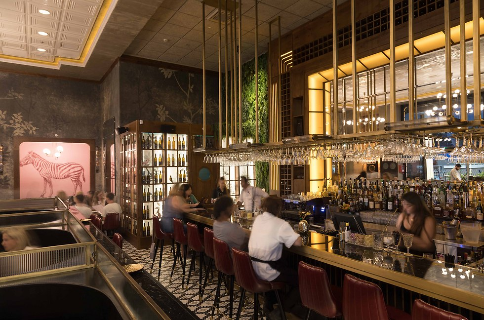 """מסעדת """"ריפאבליק"""" בהוד השרון (צילום: דניאל לילה) (צילום: דניאל לילה)"""