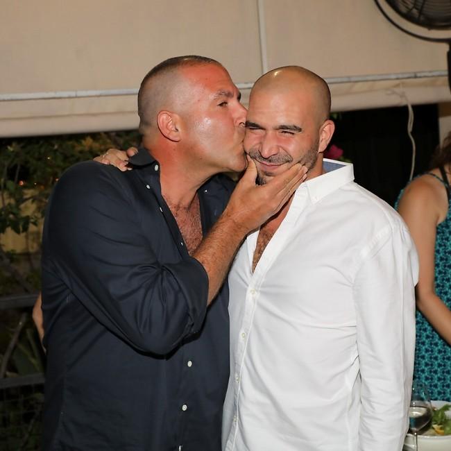 אהבת אחים. אריאל ואיתמר פוליאקוב (צילום: רפי דלויה)