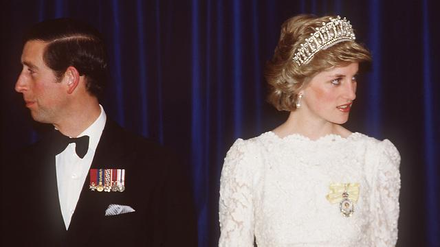 ידעה על הרומן שלו עם קמילה עוד לפני חתונתם. דיאנה וצ'רלס (צילום: Gettyimages) (צילום: Gettyimages)