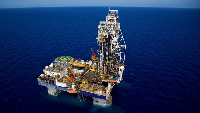 The Leviathan gas field