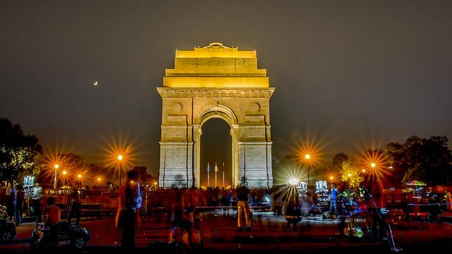 לגלות את בירת הודו מחדש: MUST ניו דלהי (shutterstock )
