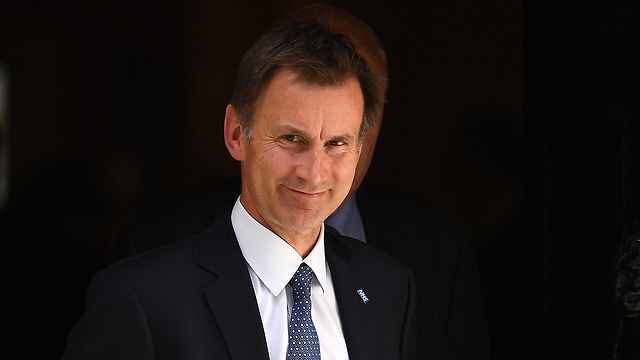 British Foreign Secretary Jeremy Hunt (Photo: gettyimages)