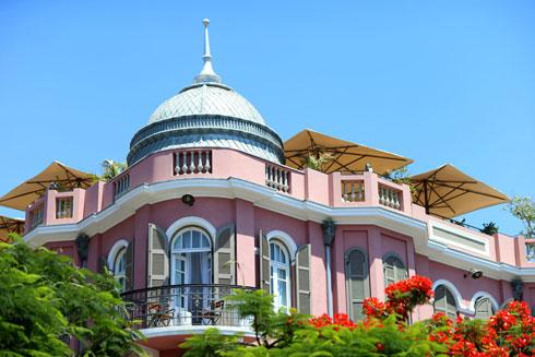 גם בתי מלון שווה לשפץ ולשמר, כמו ''נורדוי'' בנחלת בנימין (צילום: תומריקו)