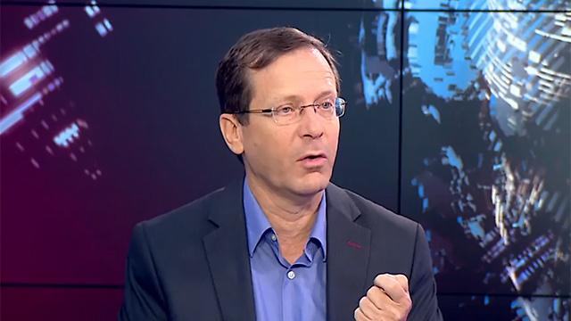 Jewish Agency Chairman of the Executive Isaac Herzog