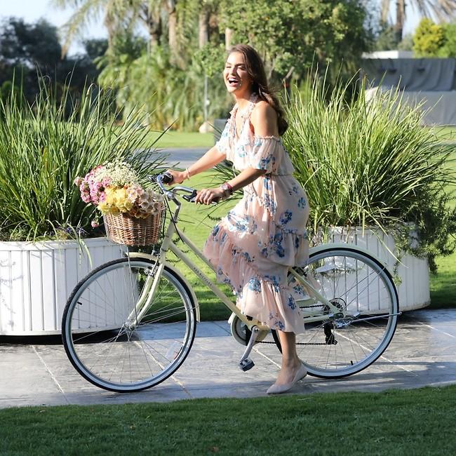 אהבתי פעם נערה על אופניים (צילום: רפי דלויה)