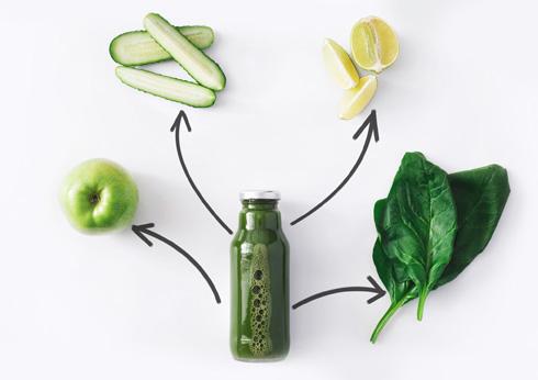 דיטוקס ירוק (צילום: Shutterstock)