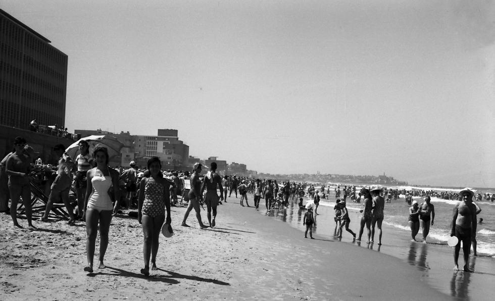 וגם ב-1960 (צילום: וילי פולנדר)