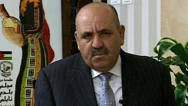 Al Jazeera's Jerusalem bureau chief Walid al-Omari