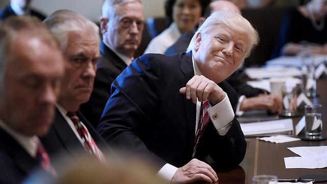 מילר, ברון או טראמפ?  (צילום: MCT)