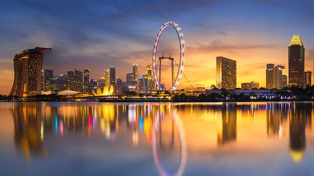 מקום לא רגיל: המקומות שהם חובה בסינגפור (צילום: sutterstock)