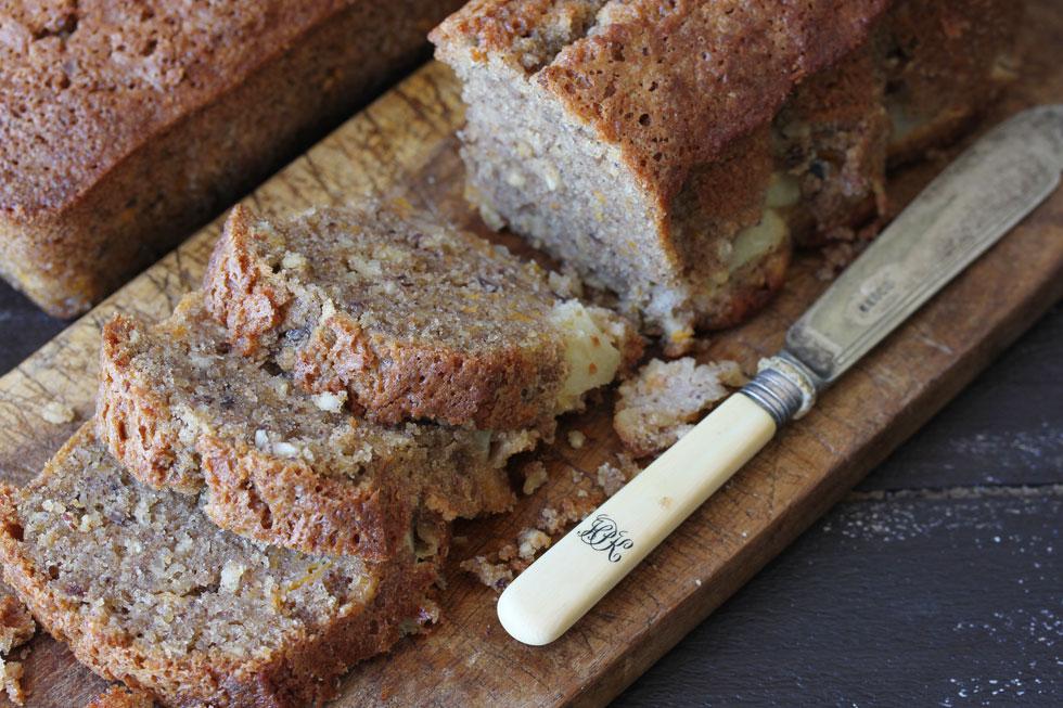 עוגת דלעת בחושה עם קמח כוסמין (צילום, סגנון והכנה: אסנת לסטר)