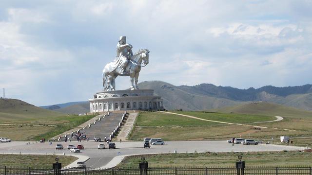 Монголия. Фото: Дан Галит