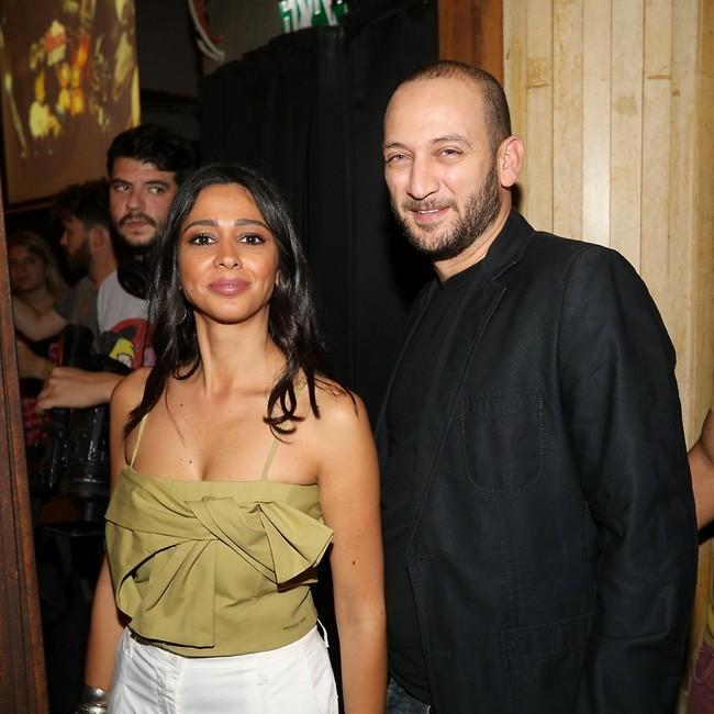 דוקטור תציל אותי. מאיסה עבד אלהאדי ודוריד לידאווי (צילום: רפי דלויה)