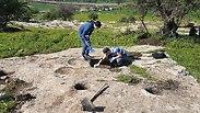 צילום: אנסטסיה שפירו, באדיבות רשות העתיקות