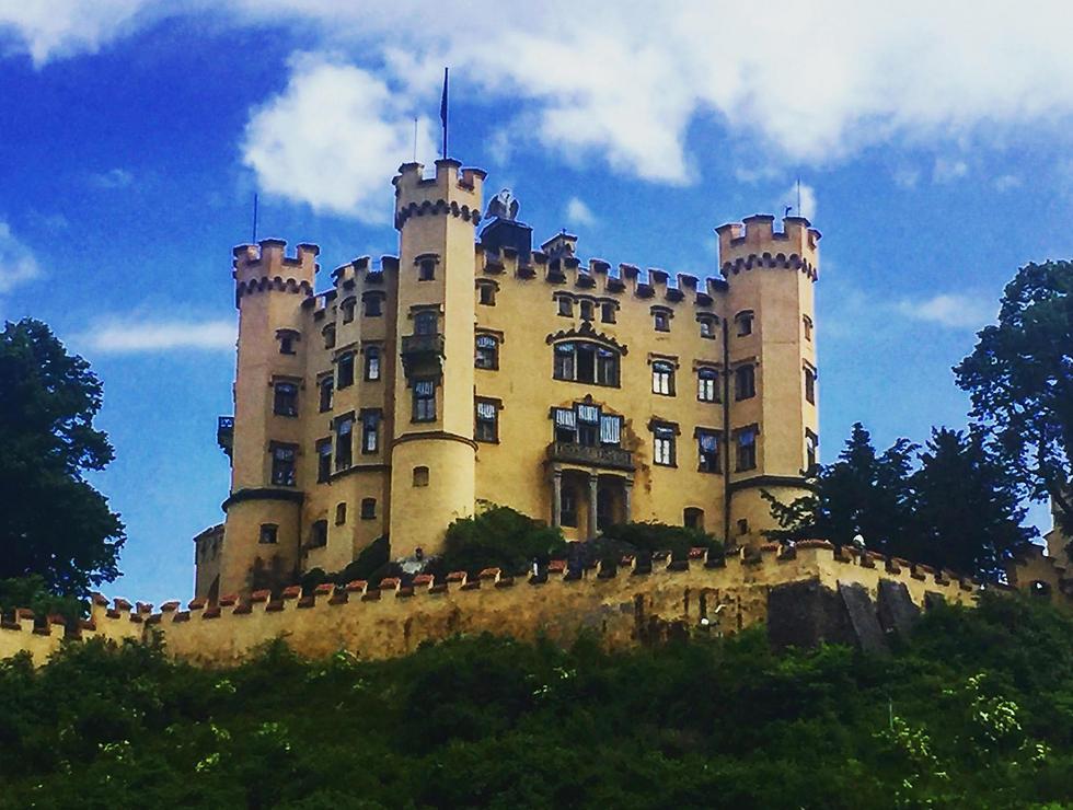 הטירות הפנטסטיות של המלך (צילום: חזי מנע)