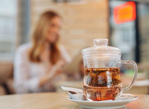 הנה משהו שכוס תה תוכל לפתור (צילום: Shutterstock)