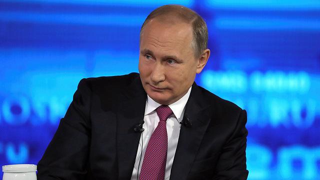 Putin (Photo: Reuters) (Photo: Reuters)