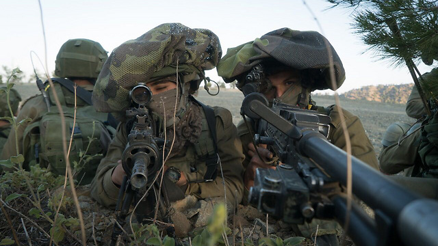 IDF forces in Cyprus (Photo: IDF Spokesperson's Unit) (Photo: IDF Spokesperson's Unit)
