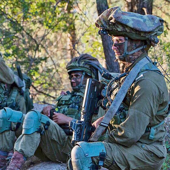 מנוחת הלוחמים | מנוחת הלוחמים שנה וחצי אחרי שהוקמה, חטיבת הקומנדו ביצעה תרגיל מבצעי ראשון