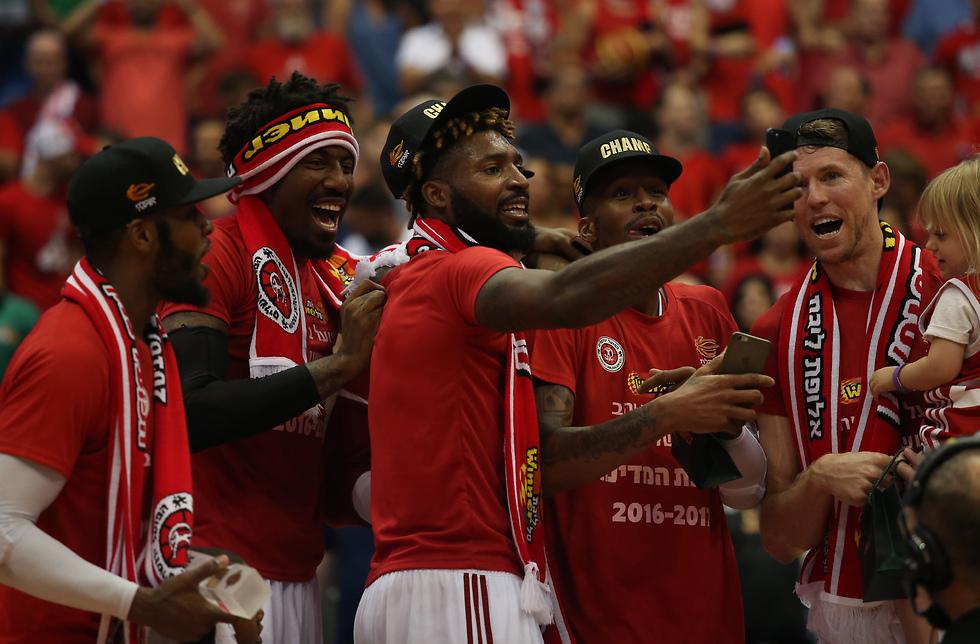 """""""בגמר הזרים השתלטו על המשחק בצורה הירואית"""" (צילום: אורן אהרוני)"""