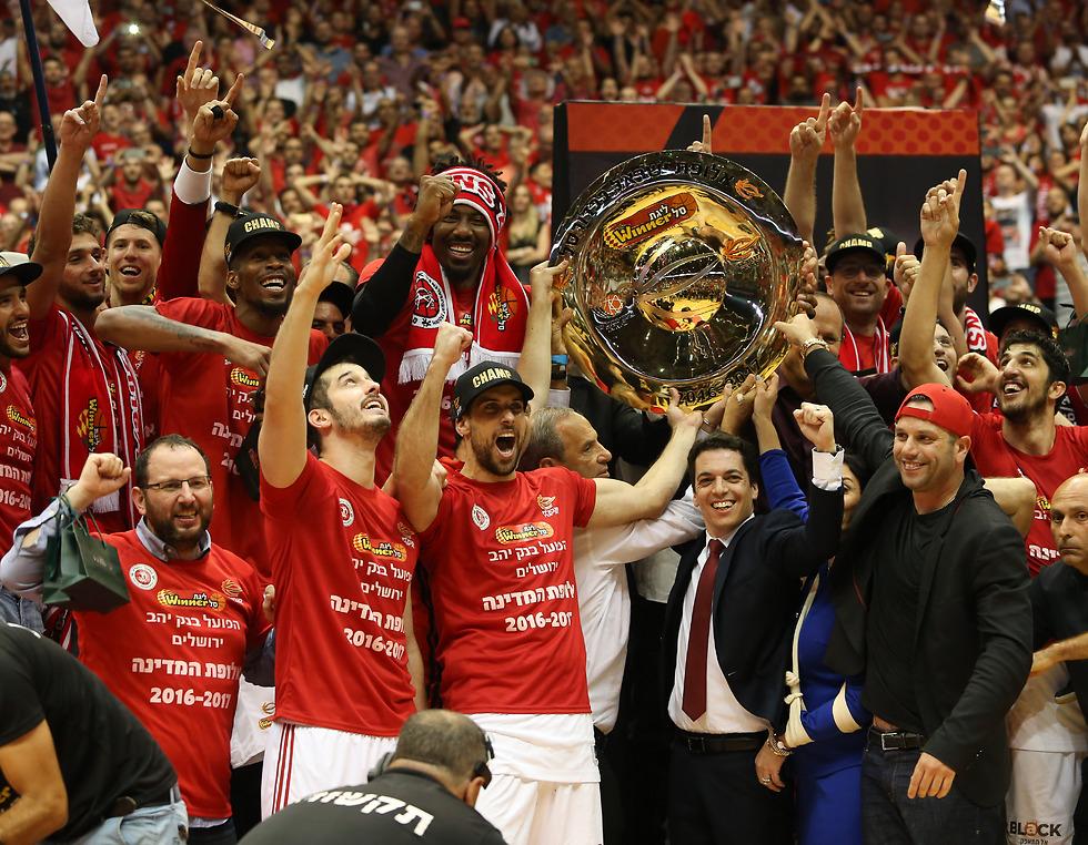 הקבוצה הכי משפיעה בכדורסל הישראלי (צילום: עוז מועלם) (צילום: עוז מועלם)