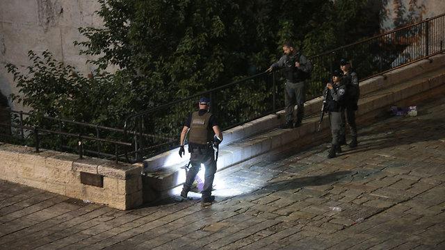 Теракт в Иерусалиме. Фото: Алекс Коломойский